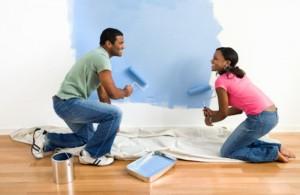 Malowanie mieszkania - szybko i efektownie
